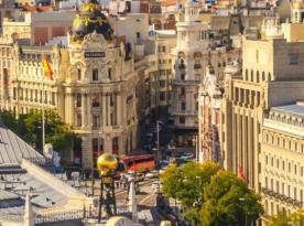 Congrès UIA 2021 - Préparez dès maintenant votre voyage à Madrid - les 28, 29 et 30 octobre 2021